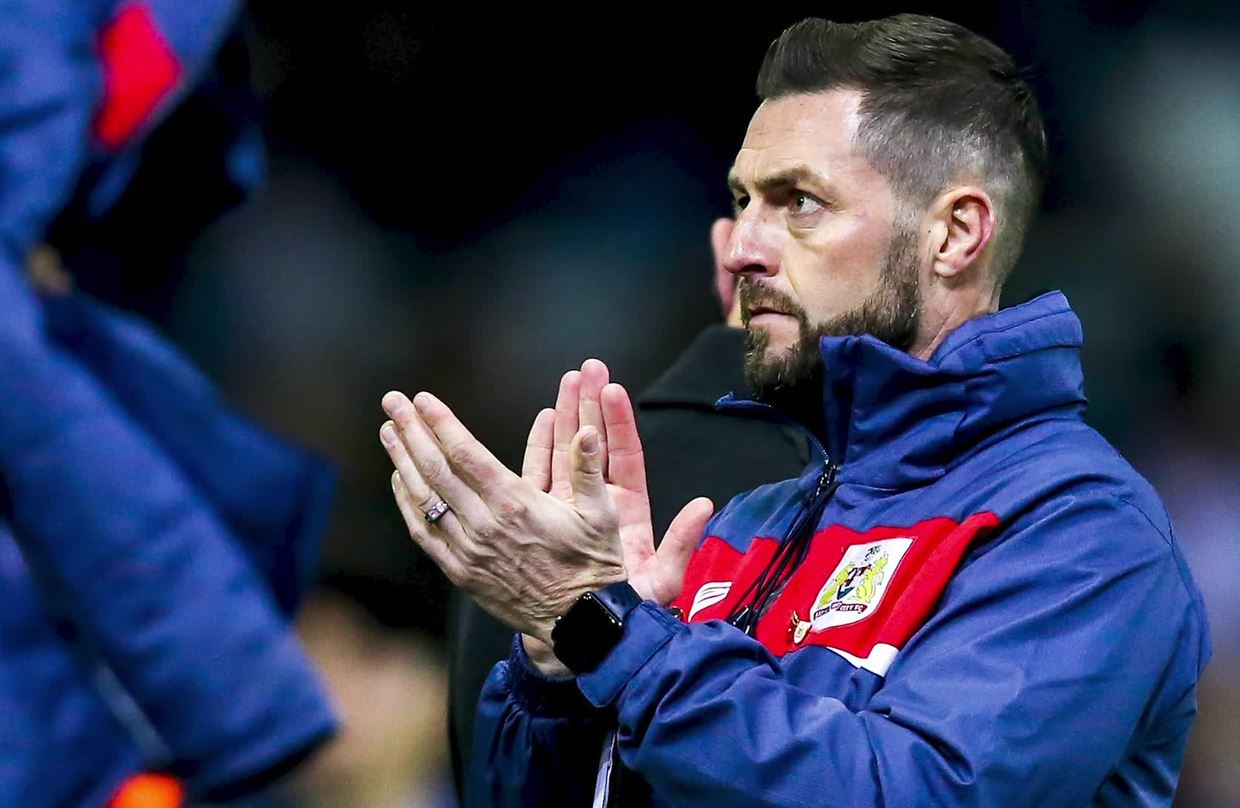 Audio: Jamie McAllister Pre-Ipswich Town home press conference thumbnail