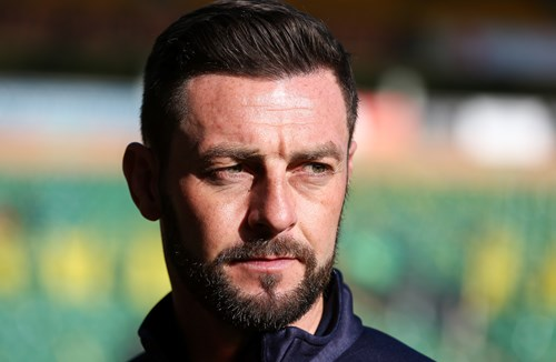 Audio: Jamie McAllister Pre-Ipswich Town home press conference