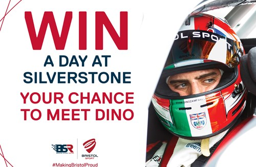 Competition: Win Two VIP Tickets To Silverstone