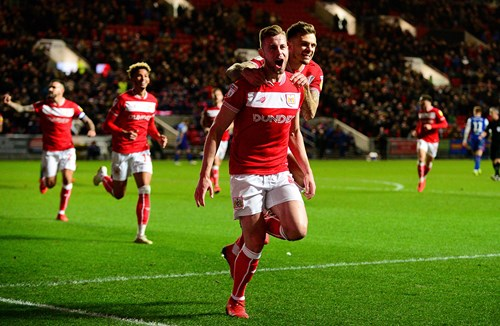 Highlights: Bristol City 1-1 Ipswich Town