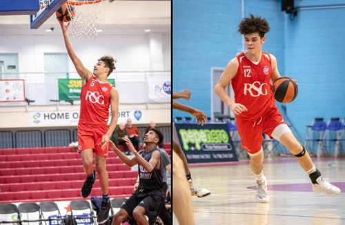 Young Flyers selected for England Talent Programme