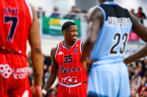 Highlights: Bristol Flyers 83-89 Surrey Scorchers