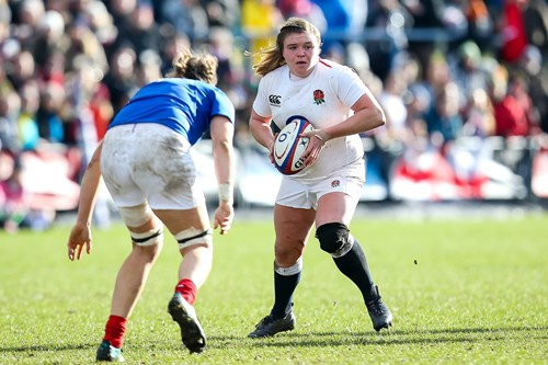 Bern scores as Red Roses secure Grand Slam