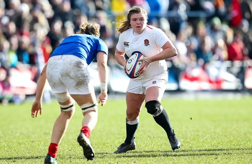 Bears Women duo to start for Red Roses
