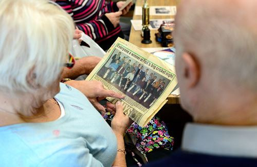 Community Foundation's Golden Memories relaunches in BS3