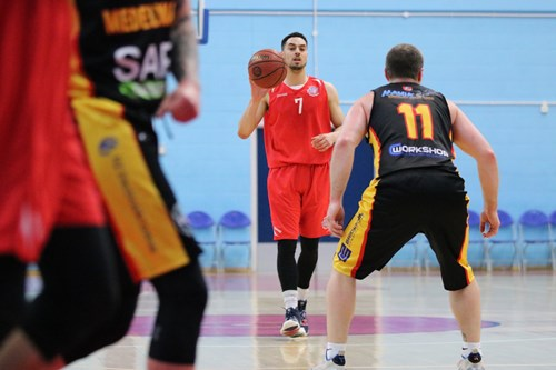 Report: Team Derby Spartans 89-83 Bristol Flyers II