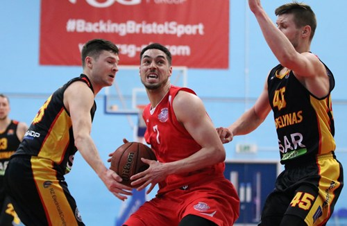 Report: Bristol Flyers II 88-81 London BC Medelynas