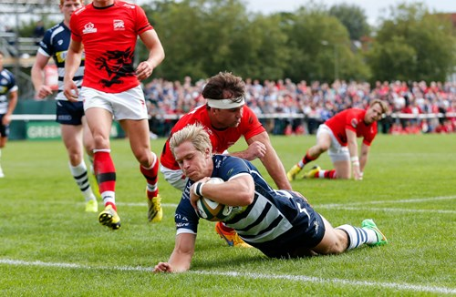 Video: Bristol Rugby v London Welsh Highlights