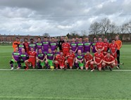 Bristol City Panthers overcome Charlton Invicta in historic fixture