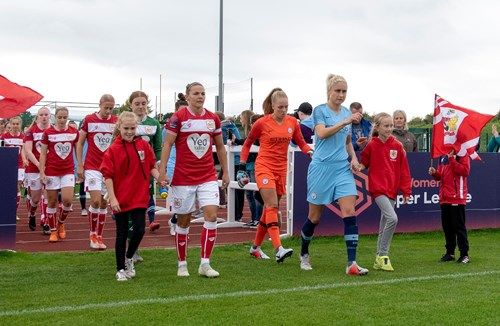 Bristol City Women RTC Trials Information