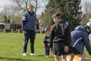Trio visit Thornbury RFC for Super Sunday