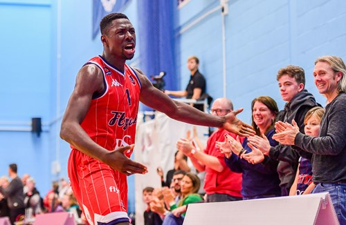 Edozie makes BBL team of the week