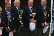 Bristol Shooter Wins His First International Cap For England At The Age Of 66