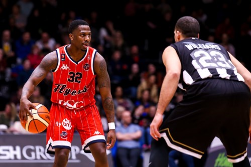 Report: Newcastle Eagles 82-64 Bristol Flyers
