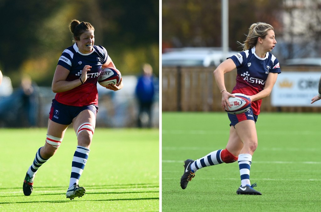 7faa32ead9 Bears Women duo selected for inaugural Barbarians test