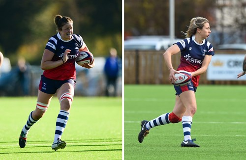 Bears Women duo selected for inaugural Barbarians test