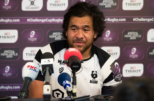 Video: Luatua believes Bears can learn from Cup experience