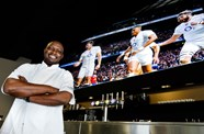 Video: Executive Head Chef Is Excited About Sports Bar Opening Tonight