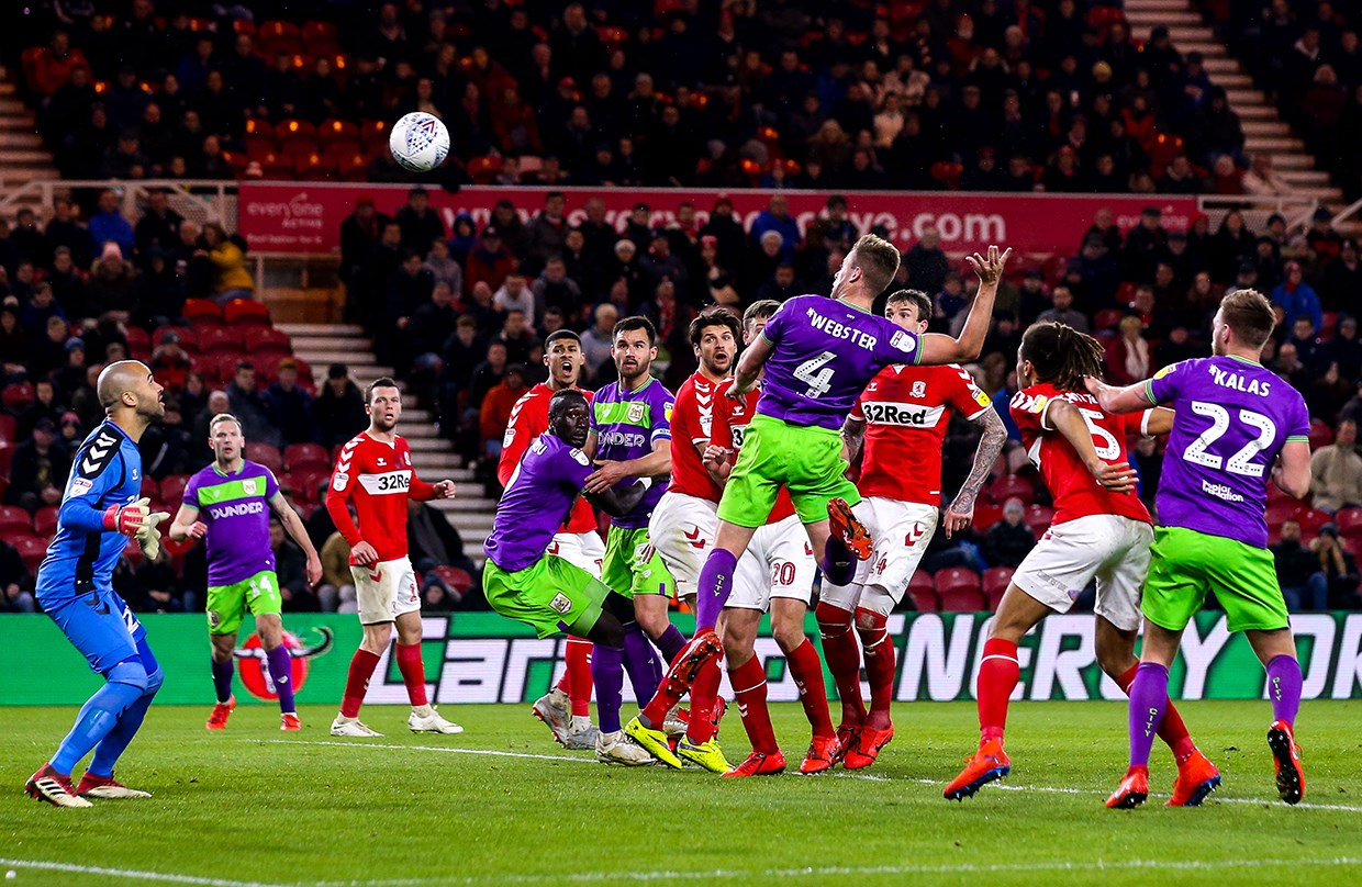Highlights: Middlesbrough 0-1 Bristol City thumbnail