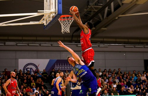 Highlights: Sheffield Sharks 86-66 Bristol Flyers