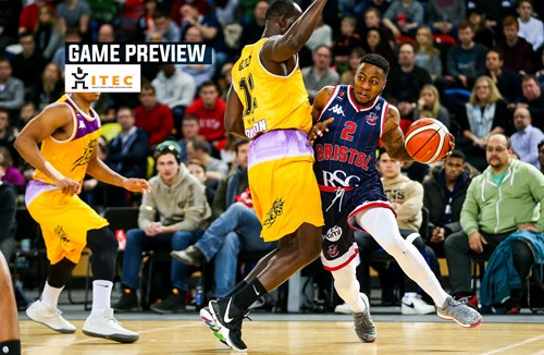 ITEC Game Preview » Bristol Flyers v London Lions