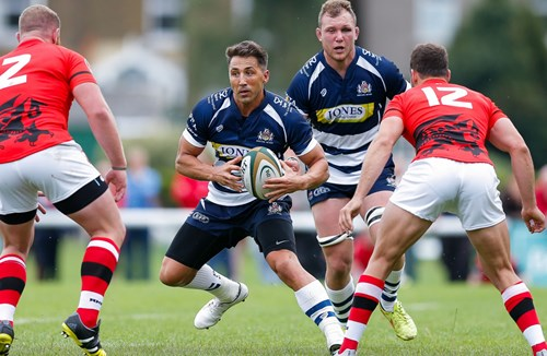 Supporters Information: Bristol Rugby v Nottingham