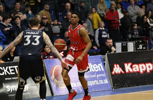 Highlights: Glasgow Rocks 113-111 Bristol Flyers (4OT)
