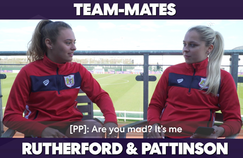 Video: Teammates with Ella Rutherford and Poppy Pattinson