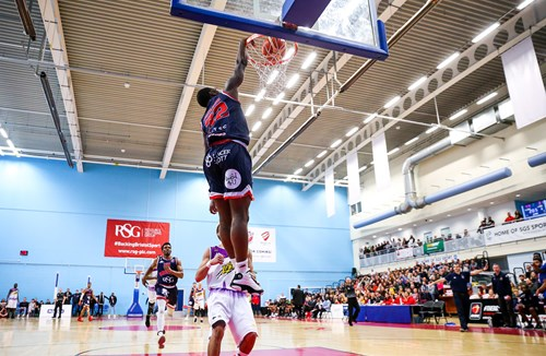 Highlights: Bristol Flyers 80-64 London Lions