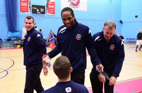 Chris Bourne appointed England Under-15s Head Coach