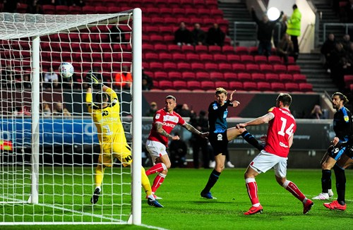 Report: Bristol City 3-2 West Bromwich Albion