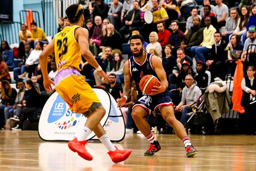 Report: London Lions 77-57 Bristol Flyers