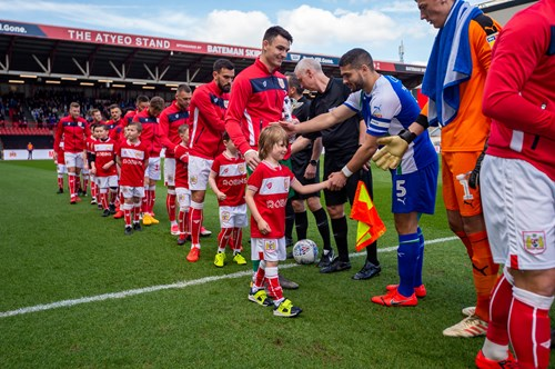 Win a mascot experience for Reading visit