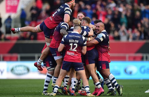 Relive our last-gasp victory over Saracens