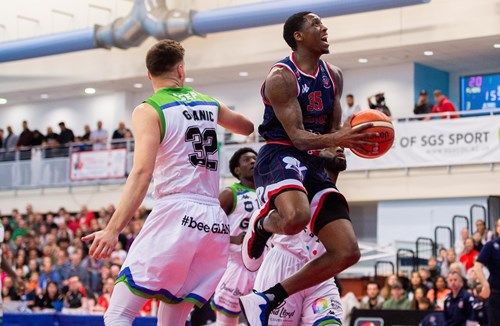 Highlights: Bristol Flyers 74-64 Manchester Giants