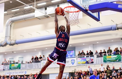 Report: Bristol Flyers 74-64 Manchester Giants