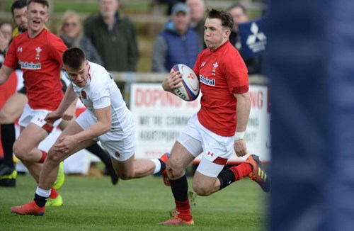 Lloyd scores in Wales defeat, Jones features for Scots