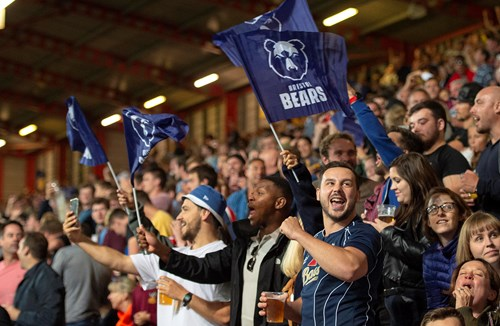 Join the Supporters Club for 2019/20 campaign