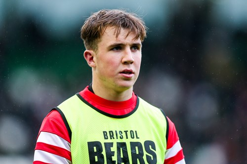 Lloyd and Jones face off in U18 Six Nations