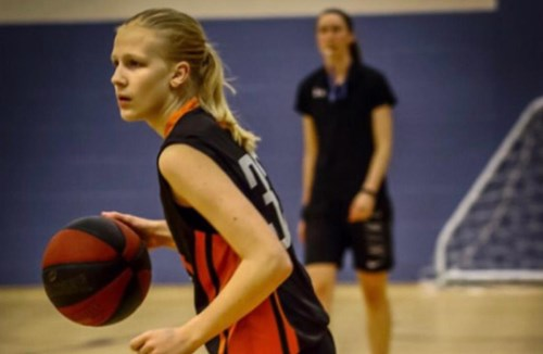 Kacey Cox selected for Great Britain Under-16 training camp