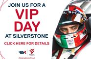 Join Us For A VIP Day At Silverstone