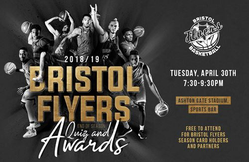 Join us to celebrate the end of the 2018/19 regular season