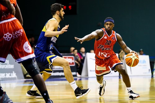 Report: Worcester Wolves 88-92 Bristol Flyers