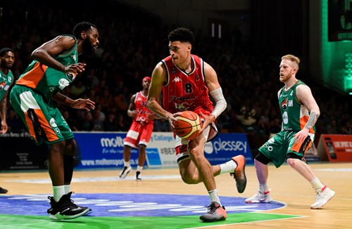 Highlights: Plymouth Raiders 94-91 Bristol Flyers (OT)