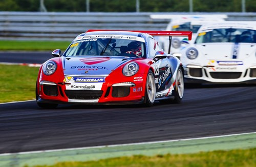 Preview: Zamparelli Racing For Rookie Of The Year With GT Marques