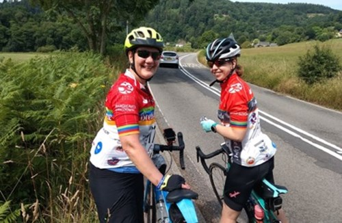 Break the Cycle: 'Bristol Sport Foundation inspired me to enter'