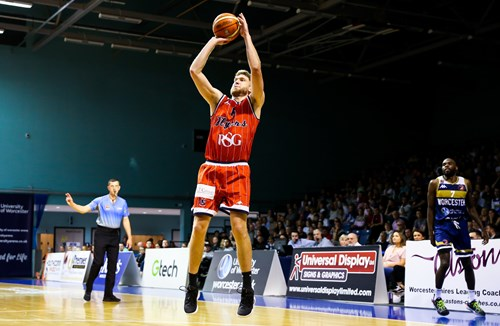 Highlights: Worcester Wolves 88-92 Bristol Flyers
