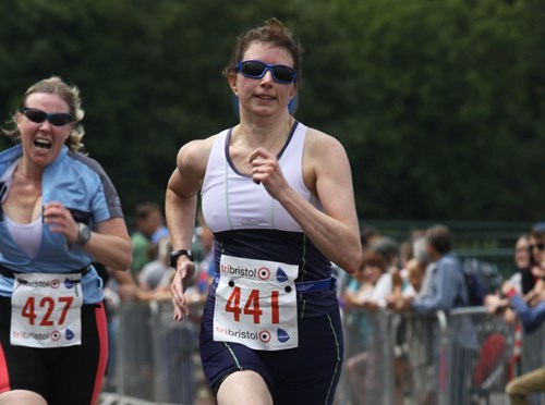 Lansdown Club Member To Complete Nine Triathlons For Charity