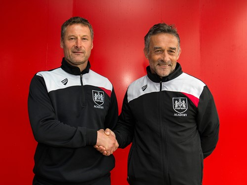 Brooks Appointed City Under-18s Manager
