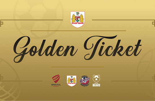 Find a golden ticket inside Well Red